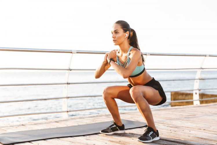 Easy Leg Toning Workouts for Women At Home
