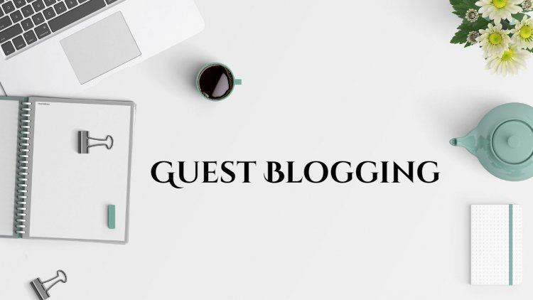 What Is Guest Blogging and What Power It Holds