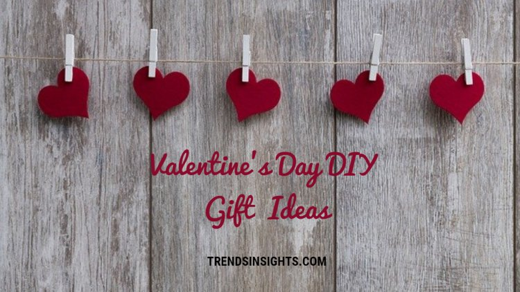 Unique and Sweet Valentine's DIY Gift Ideas for Him